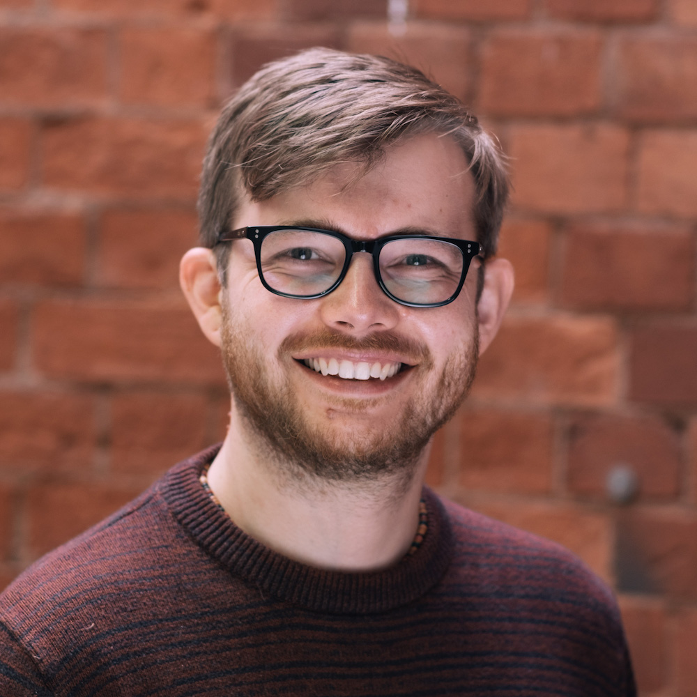Dan, Senior Designer & Frontend Developer