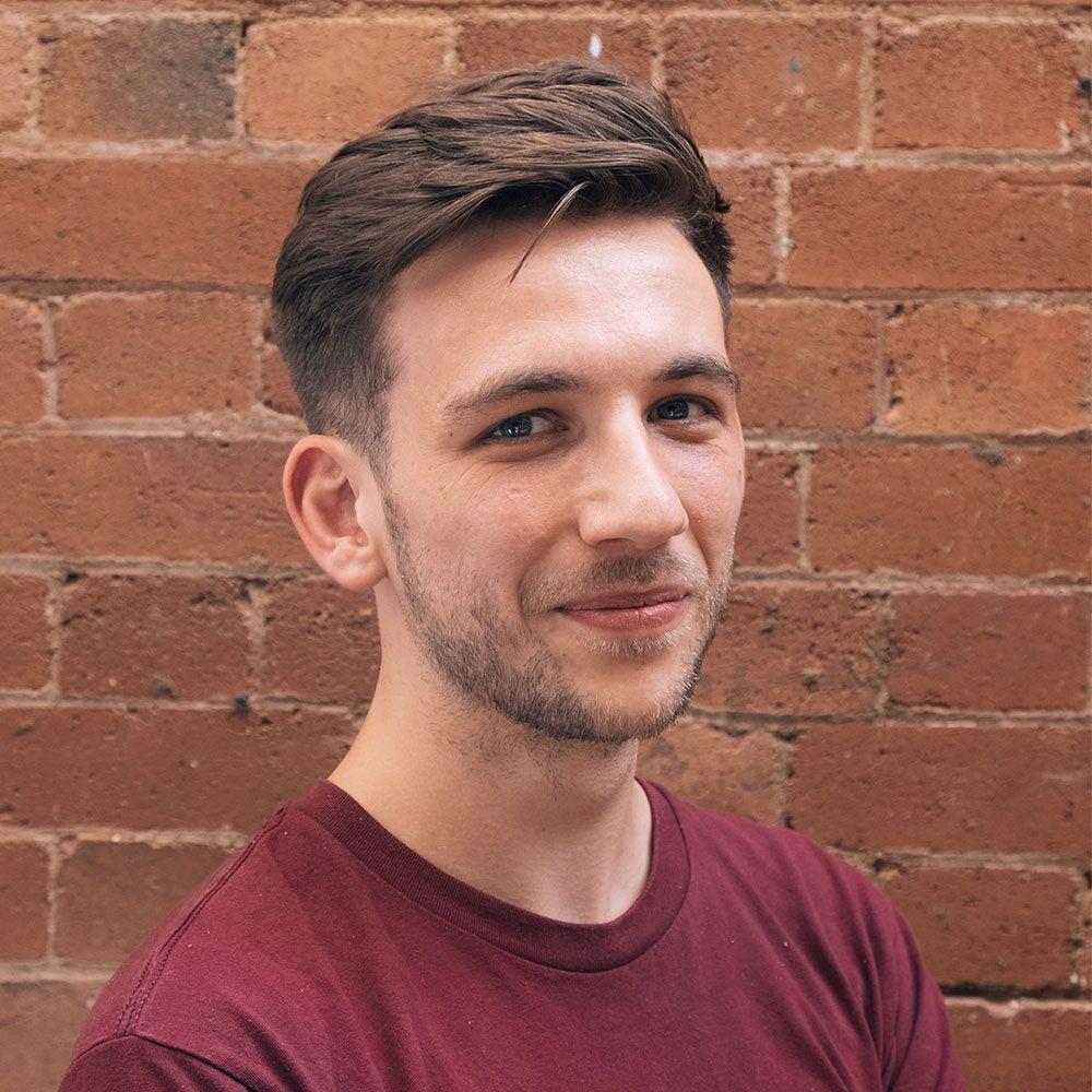 Patrick, Designer & Frontend Developer