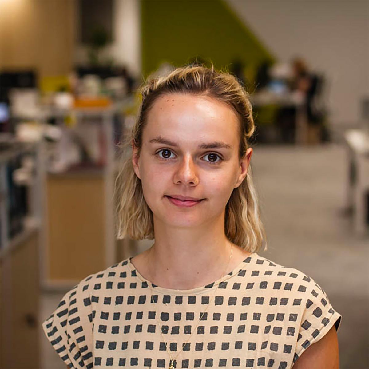 Zosia, Content Strategist